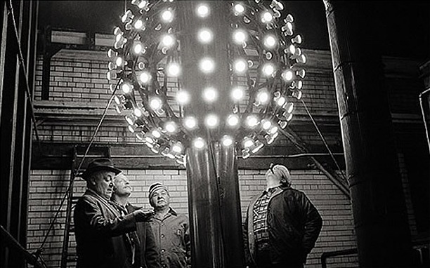 Original Times Square ball